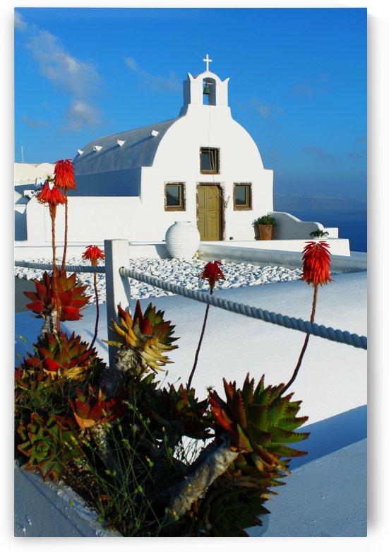 White Little Church by Bentivoglio