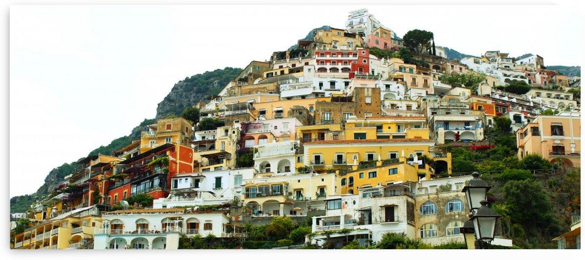 Amalfi Coast Village by Bentivoglio