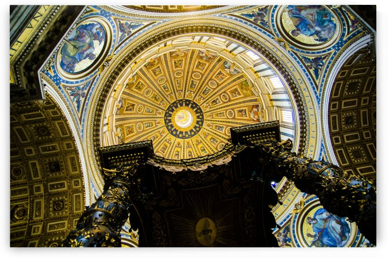 Vatican by Juvelyn Green
