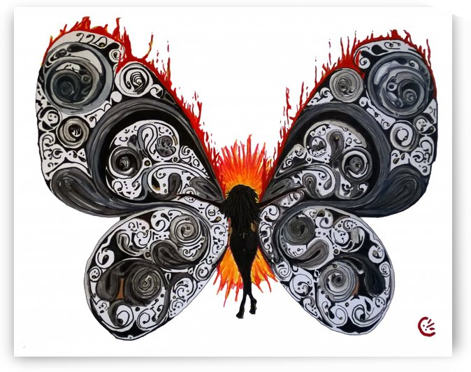 Fire Fly Come Dance With Me by Manny Berrios