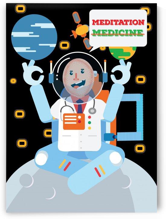 meditation not medicine by kartick dutta