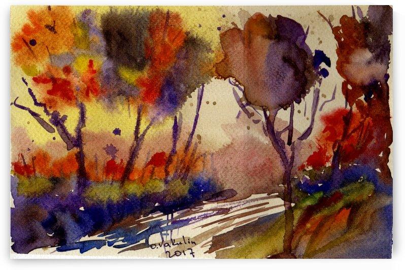 Autumn by Oleg Vakulin