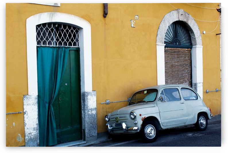 Vintage Car - Italy by Bentivoglio Photography