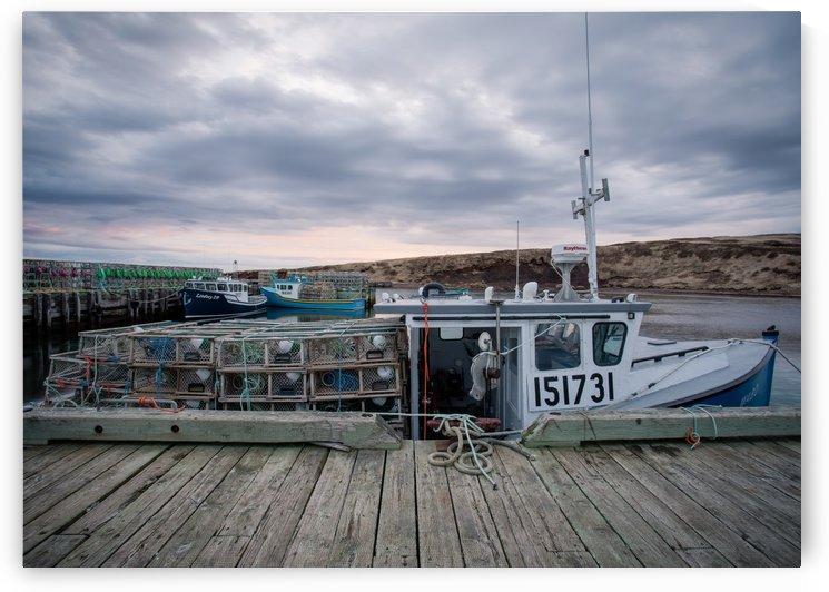 Docked by Roman Buchhofer