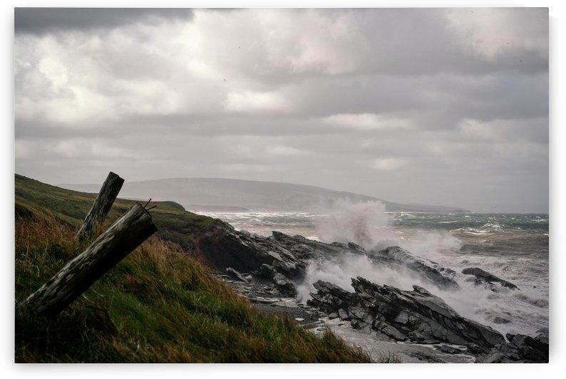 Rough Seas by Roman Buchhofer