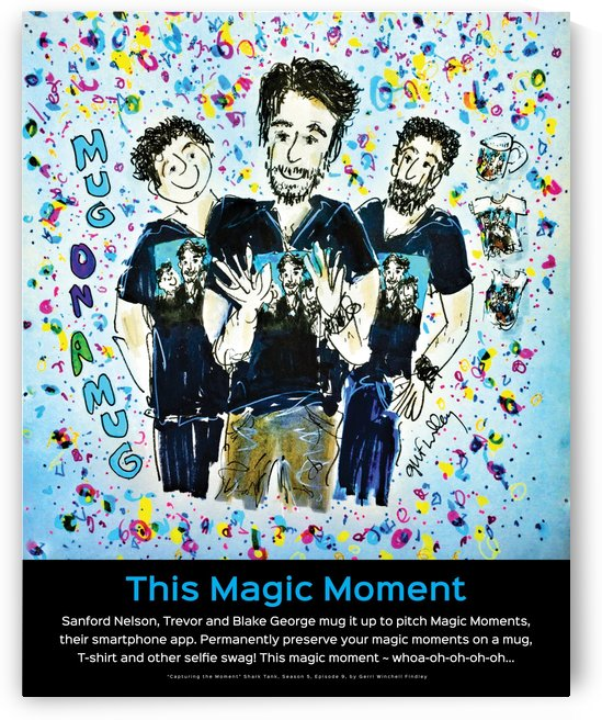 MagicMoment by Gerri Findley