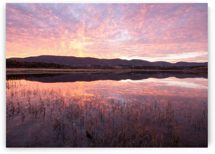 Cape Breton Sunrise by Roman Buchhofer