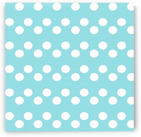Island Paradise Polka Dots by rizu_designs