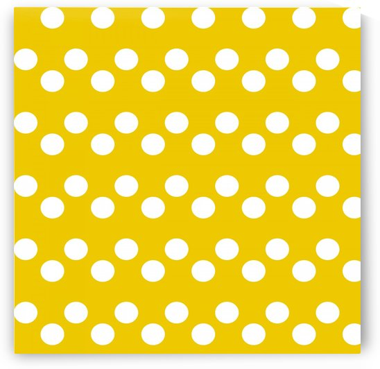 GOLD Polka Dots by rizu_designs