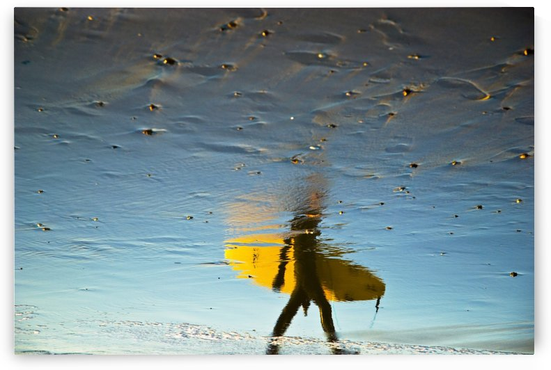 YELLOW SURFER by ANDREW LEVER GALLERY