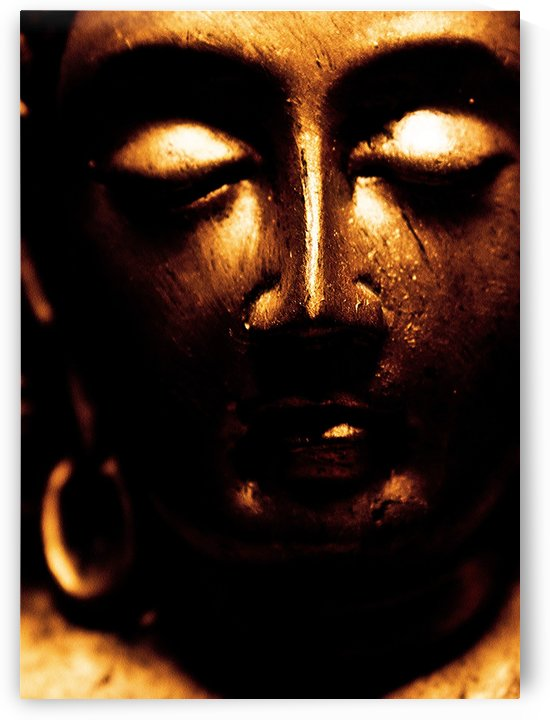 Buddha peace by PhotomePrints