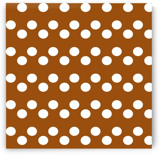 RUST Polka Dots by rizu_designs