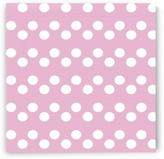 Sweet Lilac Polka Dots by rizu_designs
