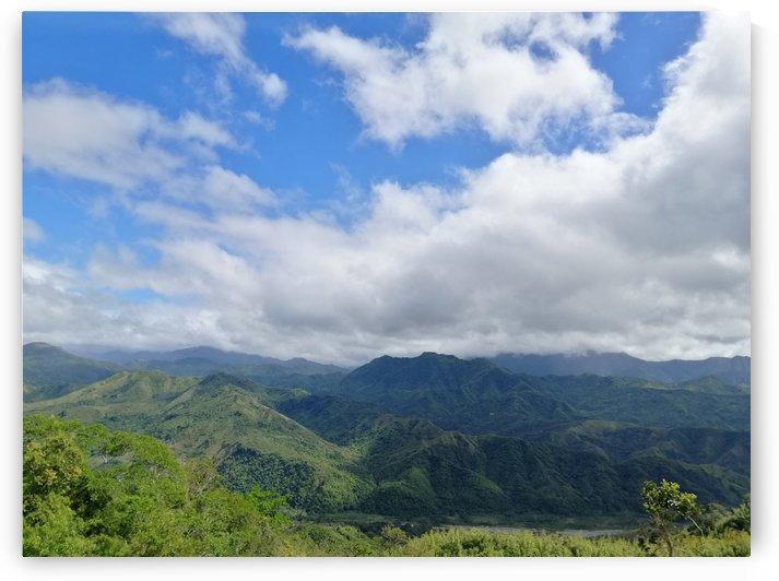 Mt. Mapalad  by Karen