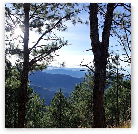 Mountains shades by Karen