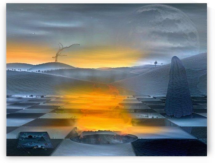 Desert Portal by Bruce Rolff