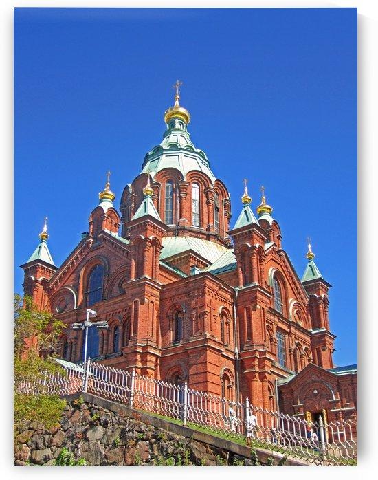 Cathedral of Helsinki by Gods Eye Candy