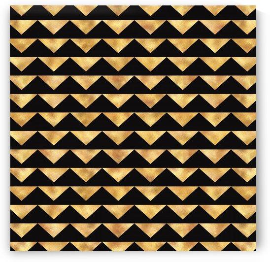 Gold Glitter Pattern by rizu_designs