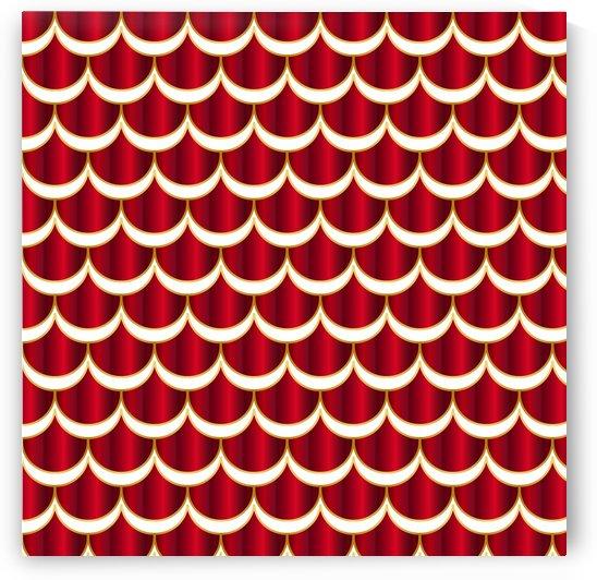 ROYAL MERMAID PATTERN by rizu_designs