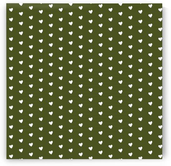 Army Heart Shape Pattern by rizu_designs