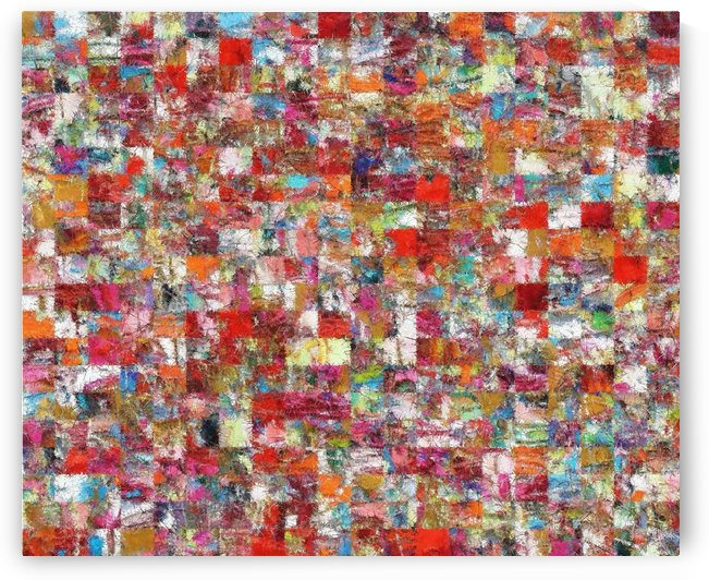 Patched Quilt by black8elise