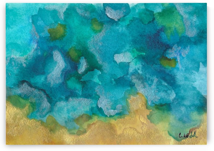 Deep waters  by Corinne Ladd