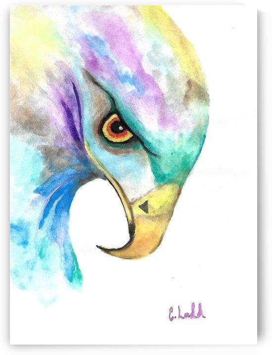 Eagle by Corinne Ladd