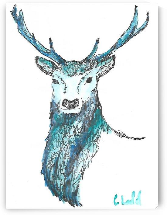 Buck by Corinne Ladd