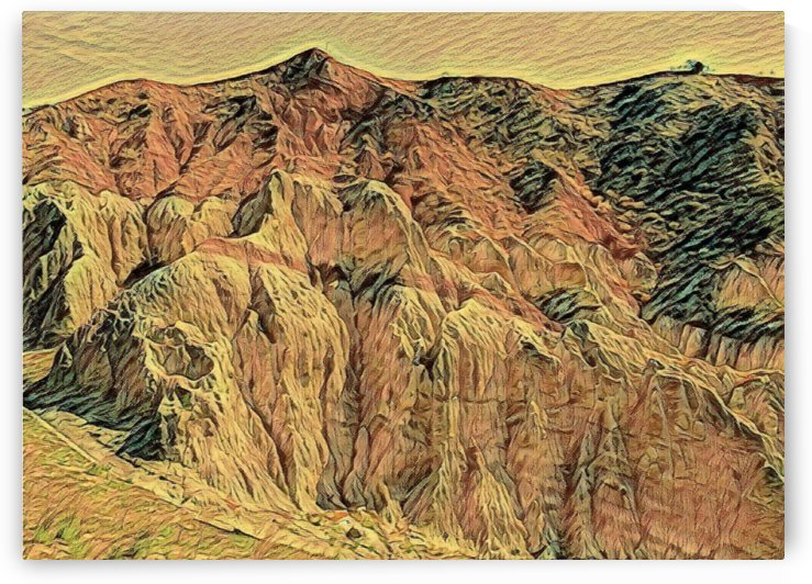 Desert  by Neal Golden