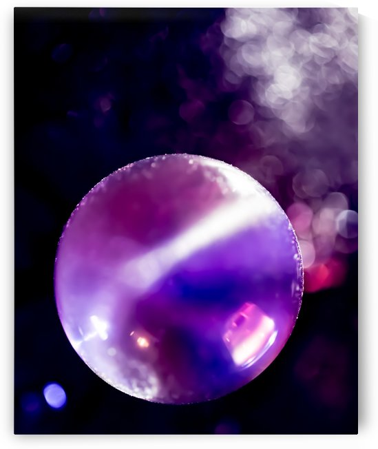 Indigo Spheres  by Terry Walsh Images