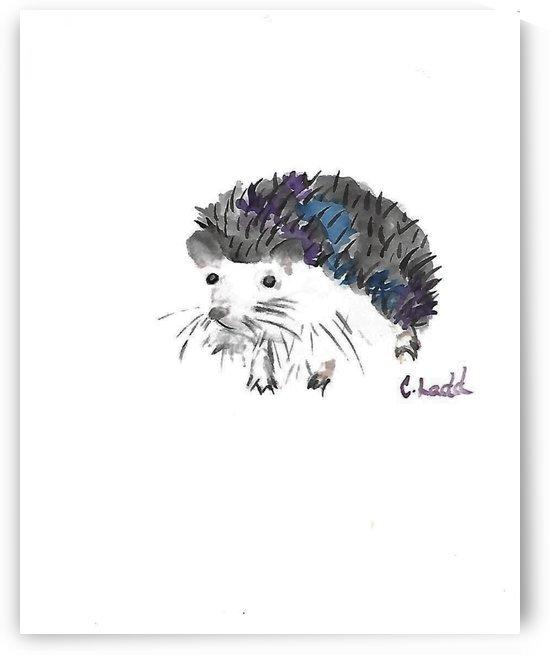 My little friend by Corinne Ladd