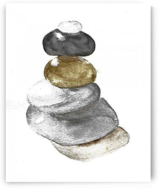 meditate  by Corinne Ladd