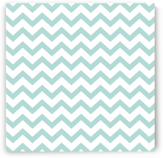 ARCTIC CHEVRON by rizu_designs