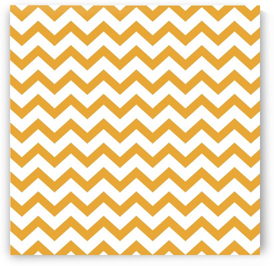 MARIGOLD CHEVRON by rizu_designs