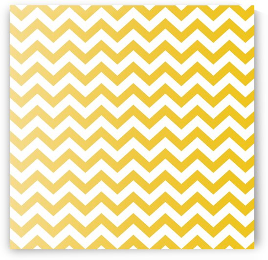 SUMMER YELLOW CHEVRON by rizu_designs