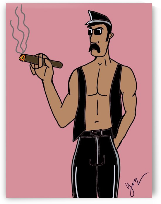 Leather Daddy by Eric Yarbrough
