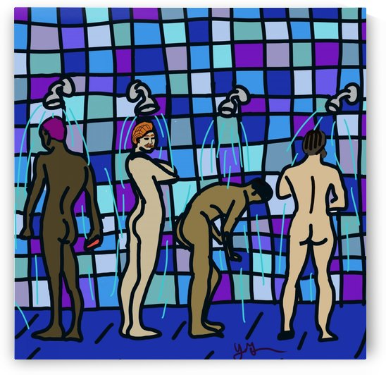 Shower Boys by Eric Yarbrough