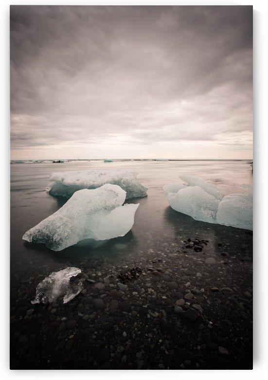 Drift ice by Roman Buchhofer