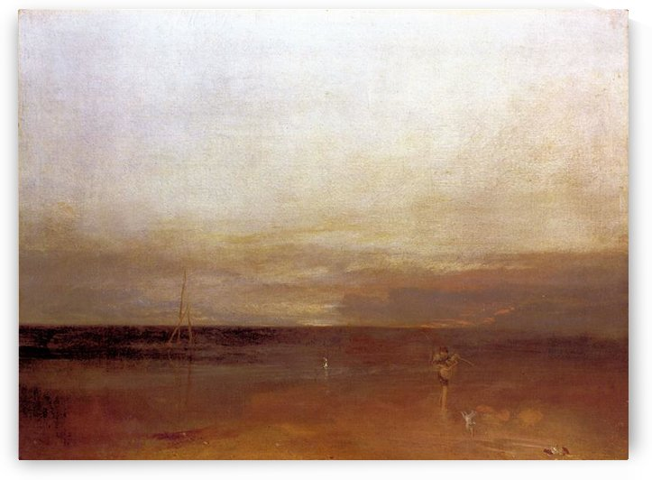The evening star by Joseph Mallord Turner by Joseph Mallord Turner
