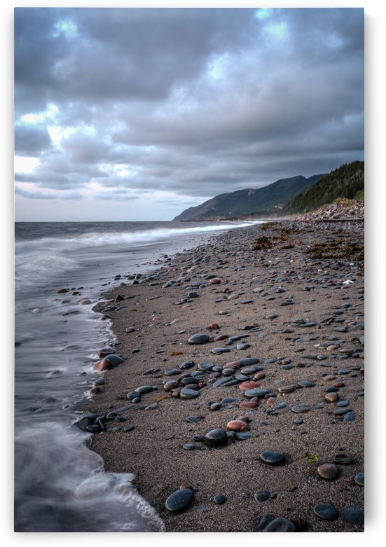Cape Breton Shore by Roman Buchhofer