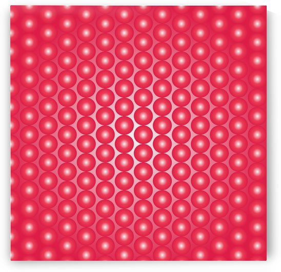 Red Pearl Pattern by rizu_designs