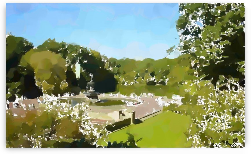 NY_CENTRAL PARK_View 009 by Watch & enjoy-JG
