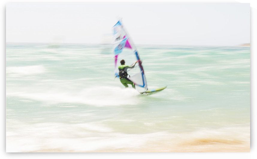 TARIFA WINDSURFING by ANDREW LEVER GALLERY