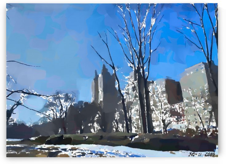 NY_CENTRAL PARK_View 072 by Watch & enjoy-JG