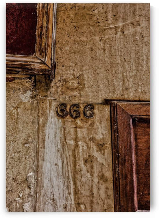 Address of the Demon by Darryl Brooks