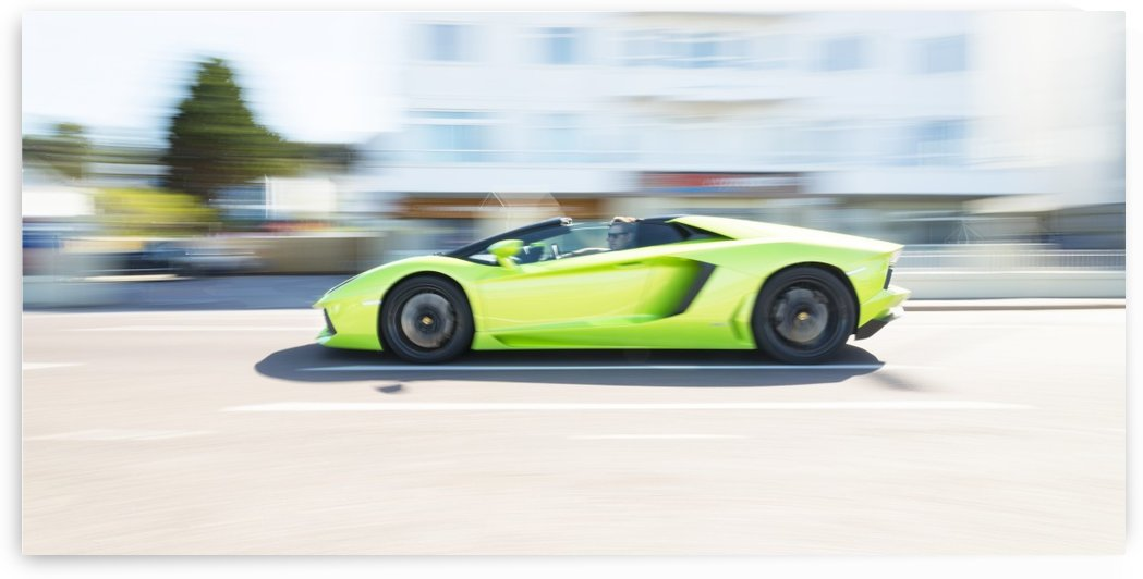 LAMBORGHINI by ANDREW LEVER GALLERY