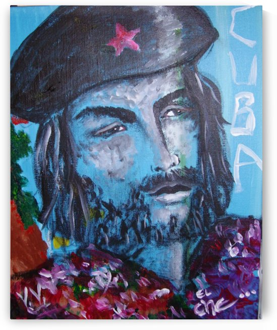El Che Guevara by lalitavv