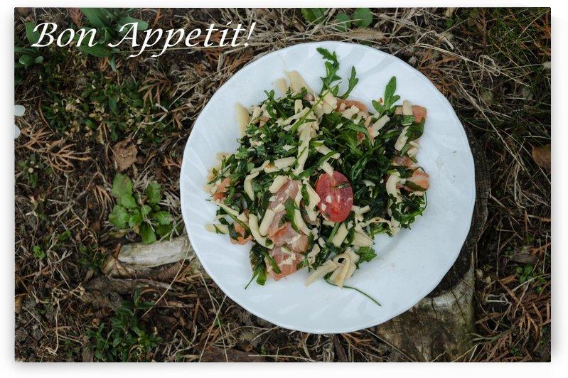 Bon appetit by Ann Romanenko