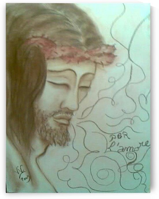 Christ by lalitavv