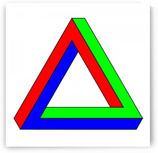 Optical illusion 4 by Matthew Lacey